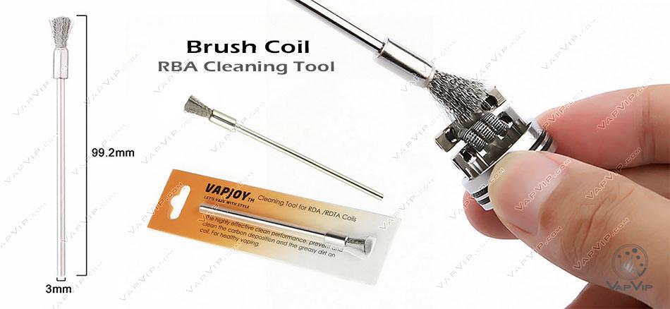 Brush Coil: Herramienta para limpieza de resistencias para comprar en España