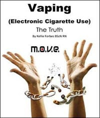 "Kellie is a Canadian Registered Nurse Bscn and author of the ""Vaping, The Truth"" report."