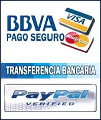Secure payment by credit card, paypal transfer or iupay for your electronic cigarette