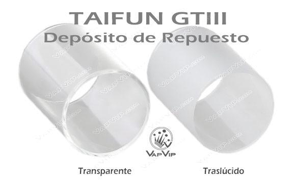 Depósito de repuesto Taifun GT III Clon