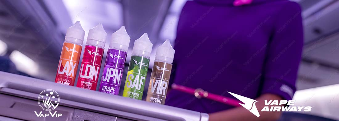 e-liquidos Vape Airways en España
