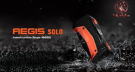 AEGIS SOLO 100W MOD by GeekVape in Spain