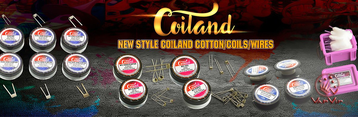 Pre-cut Vaping Strips by Coiland
