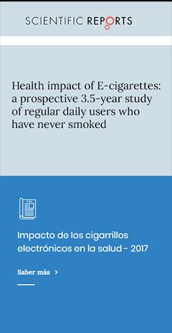 Impacto de los cigarrillos electrónicos en la salud