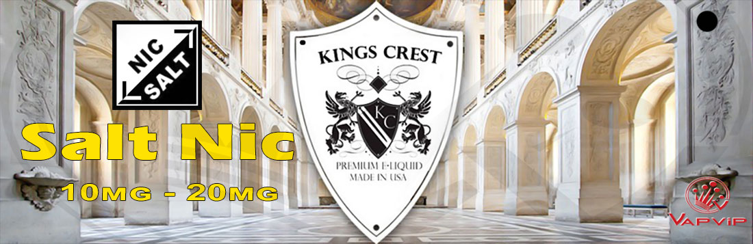 DON JUAN Nic Salts sales de nicotina KINGS CREST España