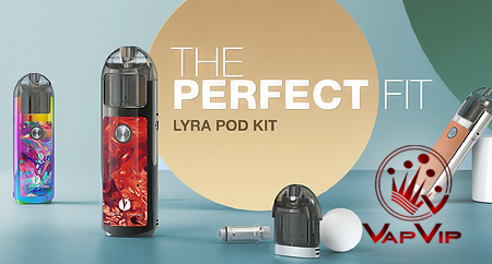 Lost Vape LYRA POD buy in Vapvip Europe, Spain