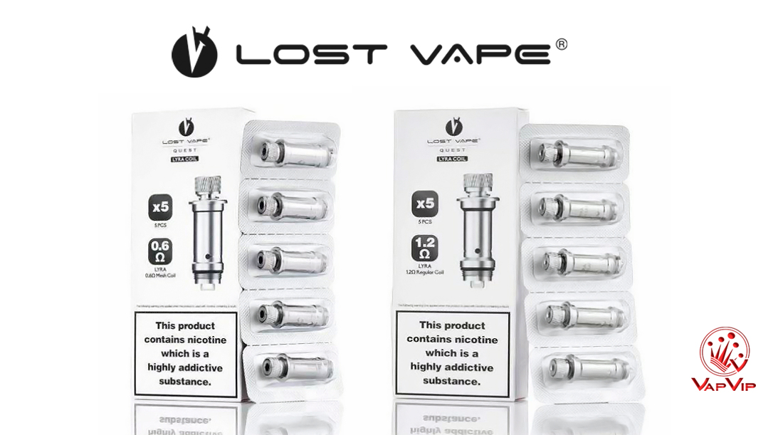 LYRA POD Pod by Lost Vape buy in Vapvip Europe, Spain