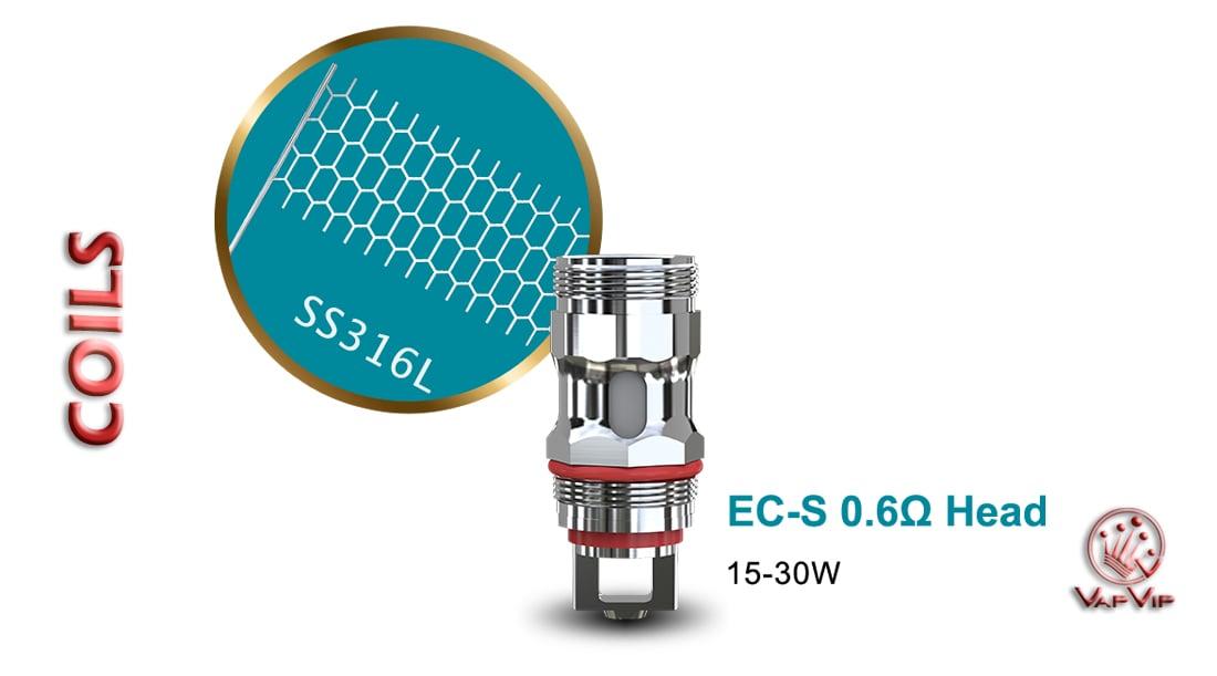 Atomizador MELO 5 Coils by Eleaf España