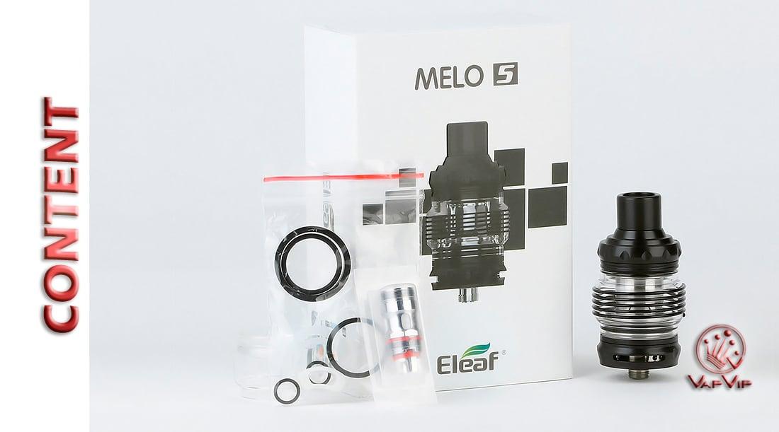 Melo 5 Atomizador Eleaf en España