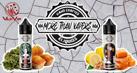 More Than Vapers e-liquids to buy in Spain
