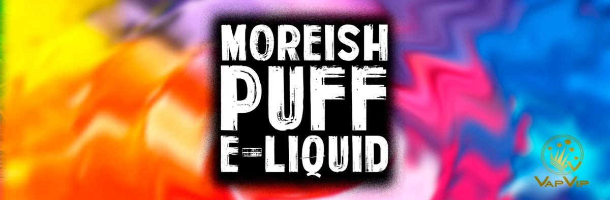 E-liquido BOOSTER - Moreish Puff cheap in Europe and Spain