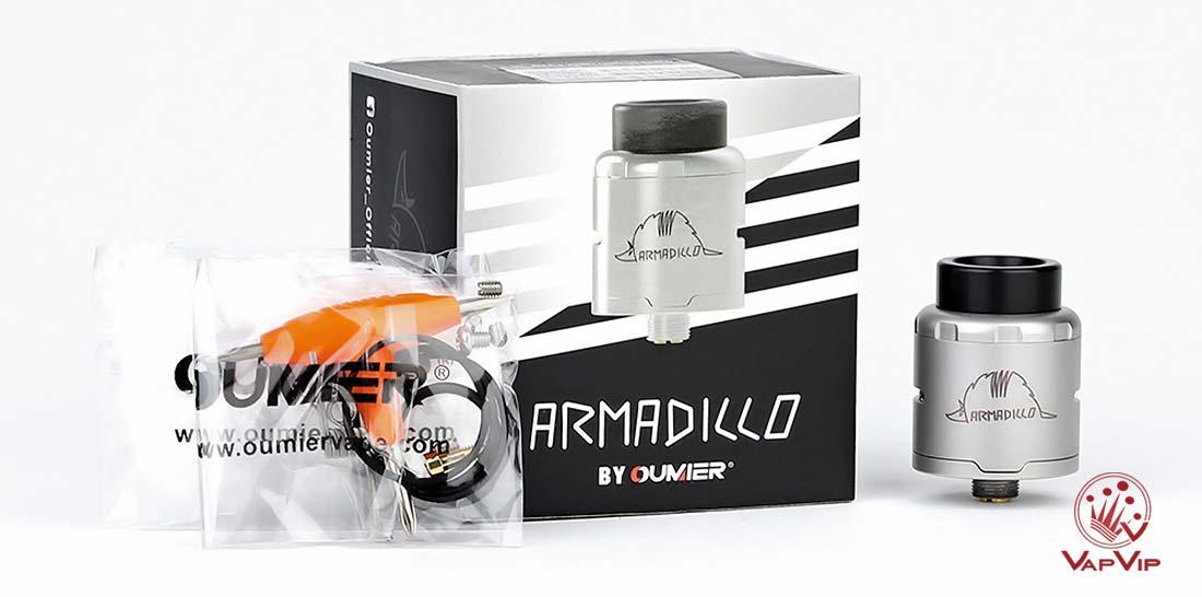 Armadillo RDA by Oumier comprar en España