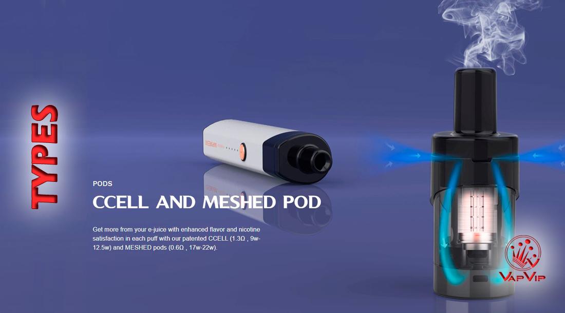 PodStick POD by Vaporesso buy at Vapvip Europe, Spain