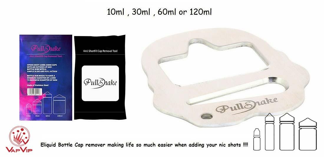 Cap Removal Tool 4 en 1 by PullShake comprar en España