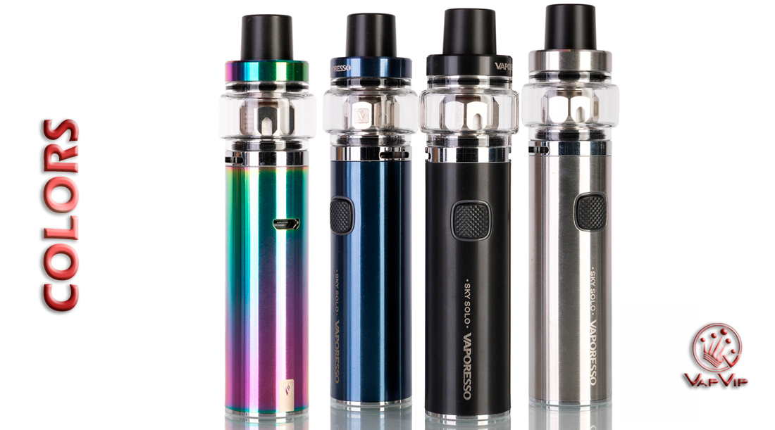 SKY Solo Kit Vaper by Vaporesso in Sapin
