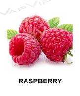 All flavors of raspberry to make e-liquids for vaping.