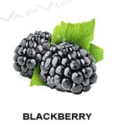 All flavors of blackberry to make e-liquids for vaping.