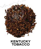 All flavors of Kentucky tobacco to make e-liquids for vaping.