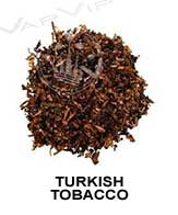 All flavors of Turkish tobacco to make e-liquids for vaping.