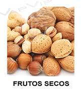 Todos los aromas de frutos secos para hacer e-líquidos para vapear.