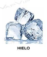 Todos los aromas de hielo para hacer e-líquidos para vapear.
