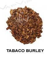 Todos los aromas de tabaco burley para hacer e-líquidos para vapear.