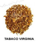 Todos los e-liquidos de tabaco virginia para tu cigarrillo electrónico y dispositivo de vapeo.