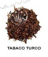 Todos los aromas de tabaco turco para hacer e-líquidos para vapear.