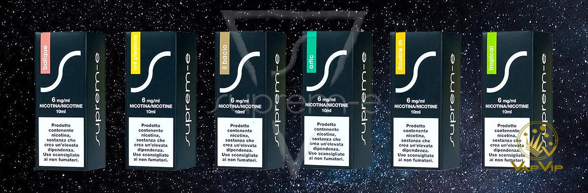 Eliquido 10ml Suprem-e e-liquids en España