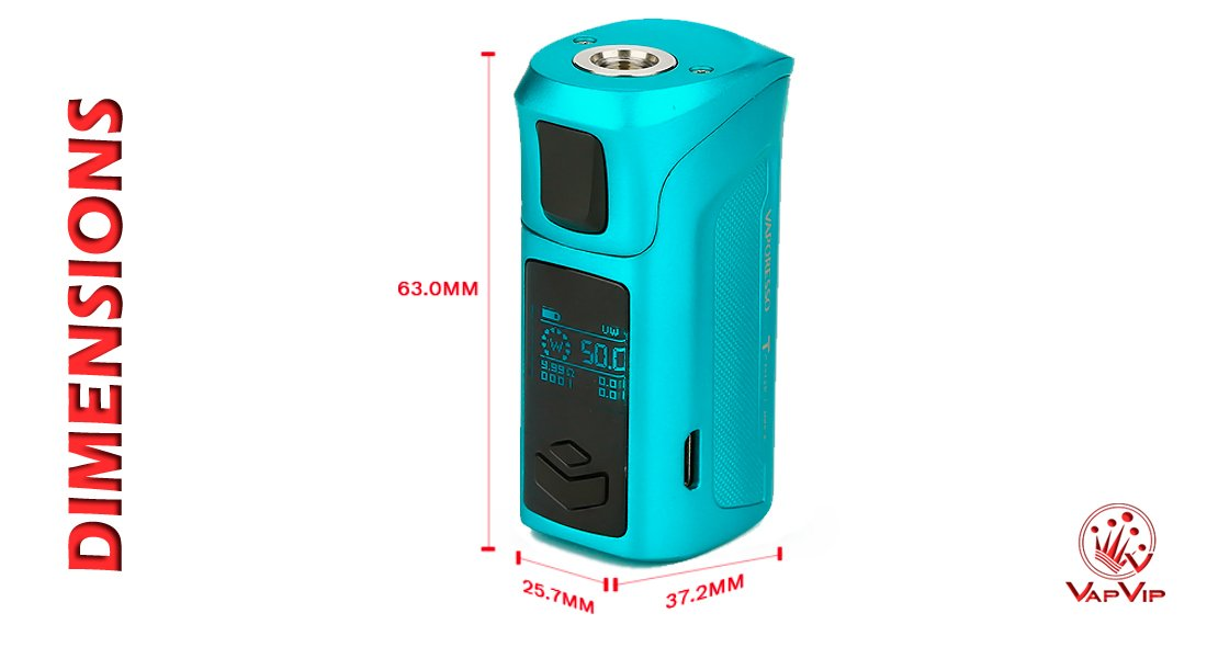 Vaporesso TARGET Mini 2 MOD buy in Vapvip Europe, Spain