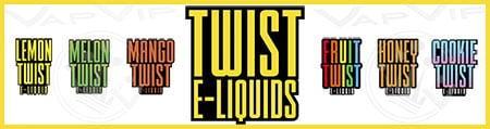 Twist E-Liquids in Spain and ship all Europe