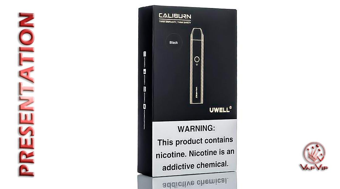 CALIBURN by Uwell comprar en España