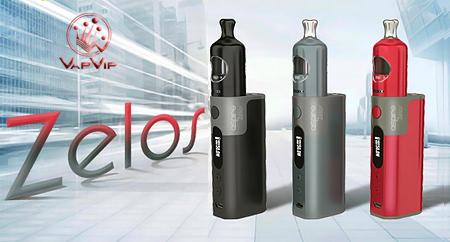 ZELOS Kit by Aspire Vapers buy in Europe and Spain