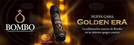 Nirvana Golden Era E-liquido Bombo 50ml