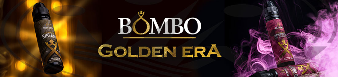 Golden Era E-liquido Bombo