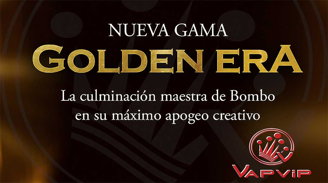 Nirvana Golden Era E-liquido Bombo 50ml