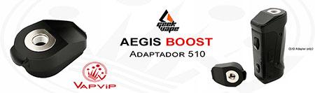 Adaptador 510 Aegis BOOST - GeekVape en España