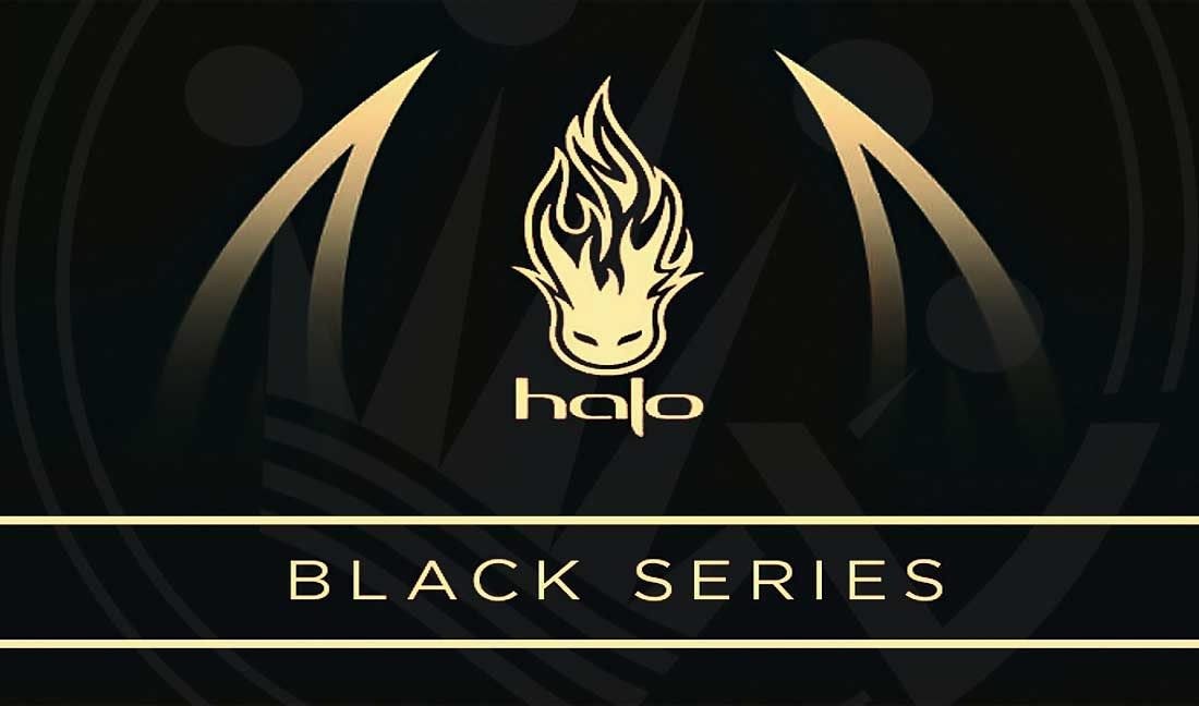 Halo Black E-liquido 50ml en España