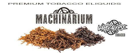 e-líquidos Machinarium para vapeo en España