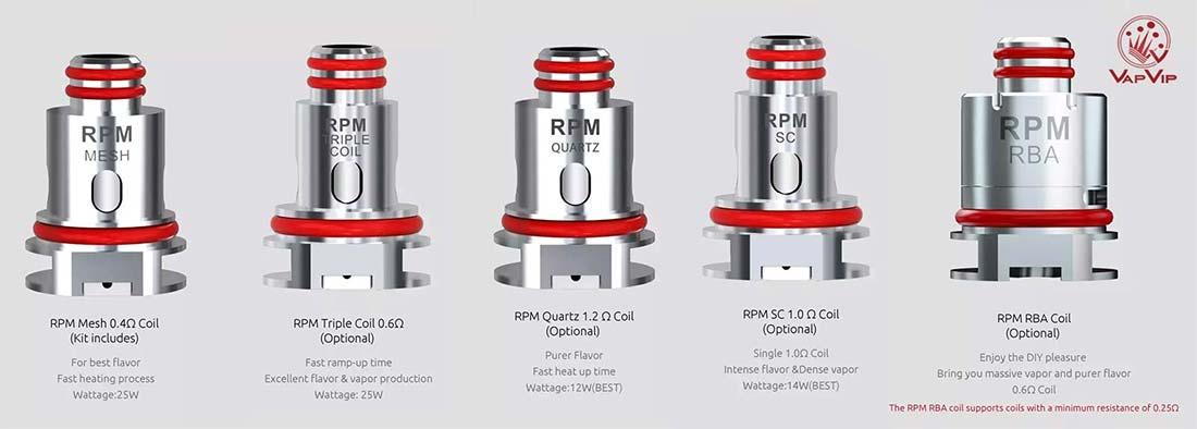 SMOK RPM80 PRO en España