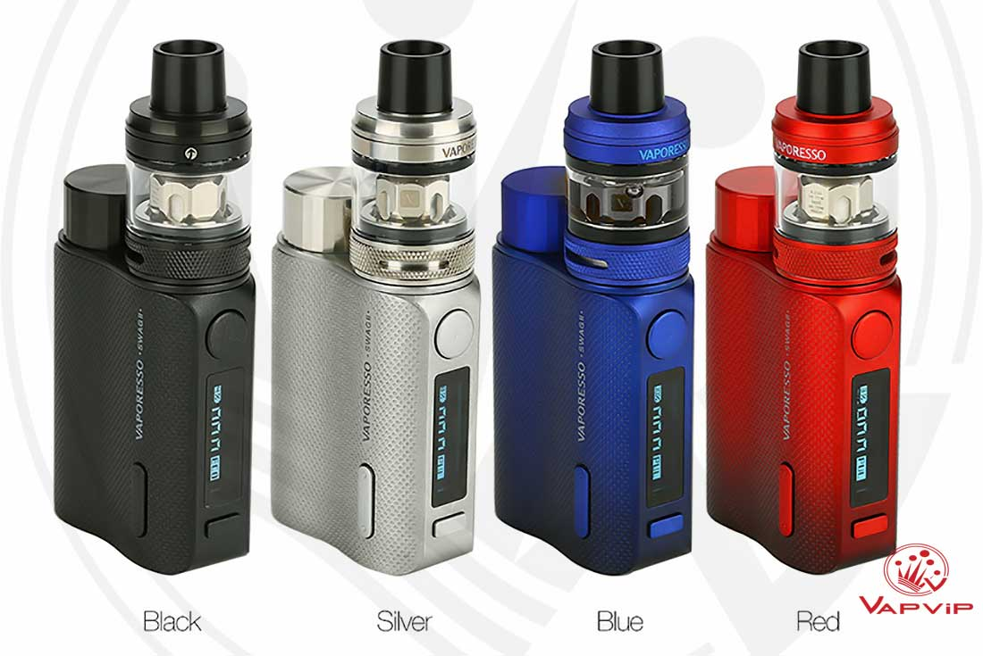 SWAG II 80W Full Kit by Vaporesso en España