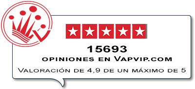 Mejores opiniones Vapvip cigarrillos electrónicos