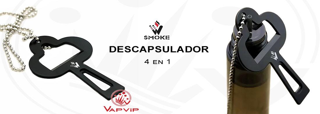 Descapsulador de Tapones de eliquidos 4 en 1 by Vivismoke en España