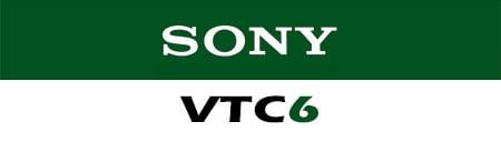 VTC6 Sony