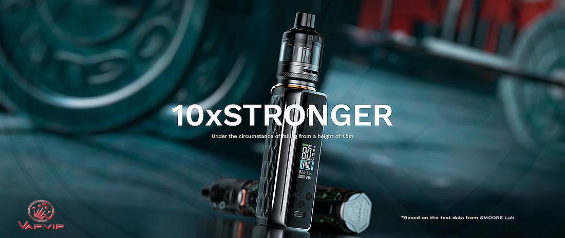 Resistente a caidas Kit Vaporesso TARGET 80 + GTX Pod Tank 26