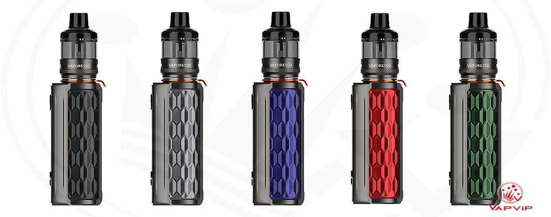 Colores Kit Vaporesso TARGET 80 + GTX Pod Tank 26