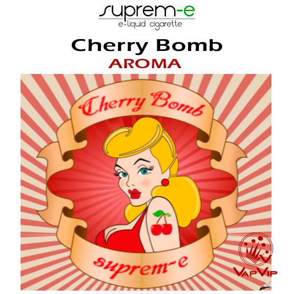 Cherry Bomb de Suprem-e en España cerezas