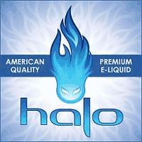 Halo e-liquid in Europe and Spain.