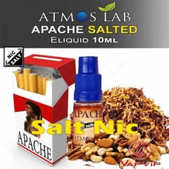 Apache with Nicotine Salts