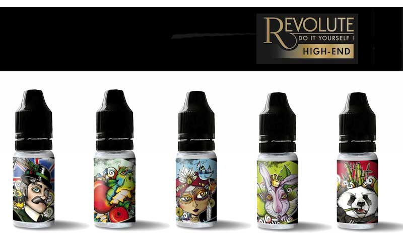 Aromas Revolute High-End